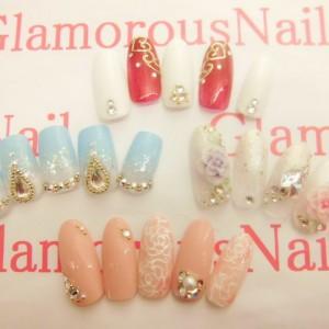 Glamorous Nail モレラ岐阜店のアイキャッチ