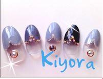 KIYORA~U-2~ネイルのアイキャッチ