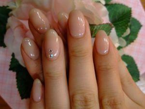 Nail Salon Crystal Candy