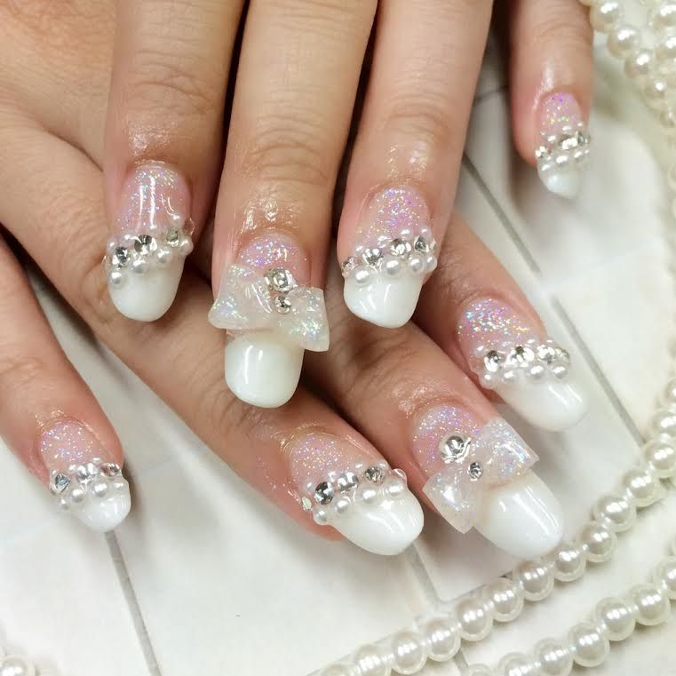 NailSalon Luxg Rose