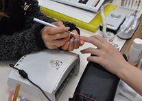 nail school HERBS