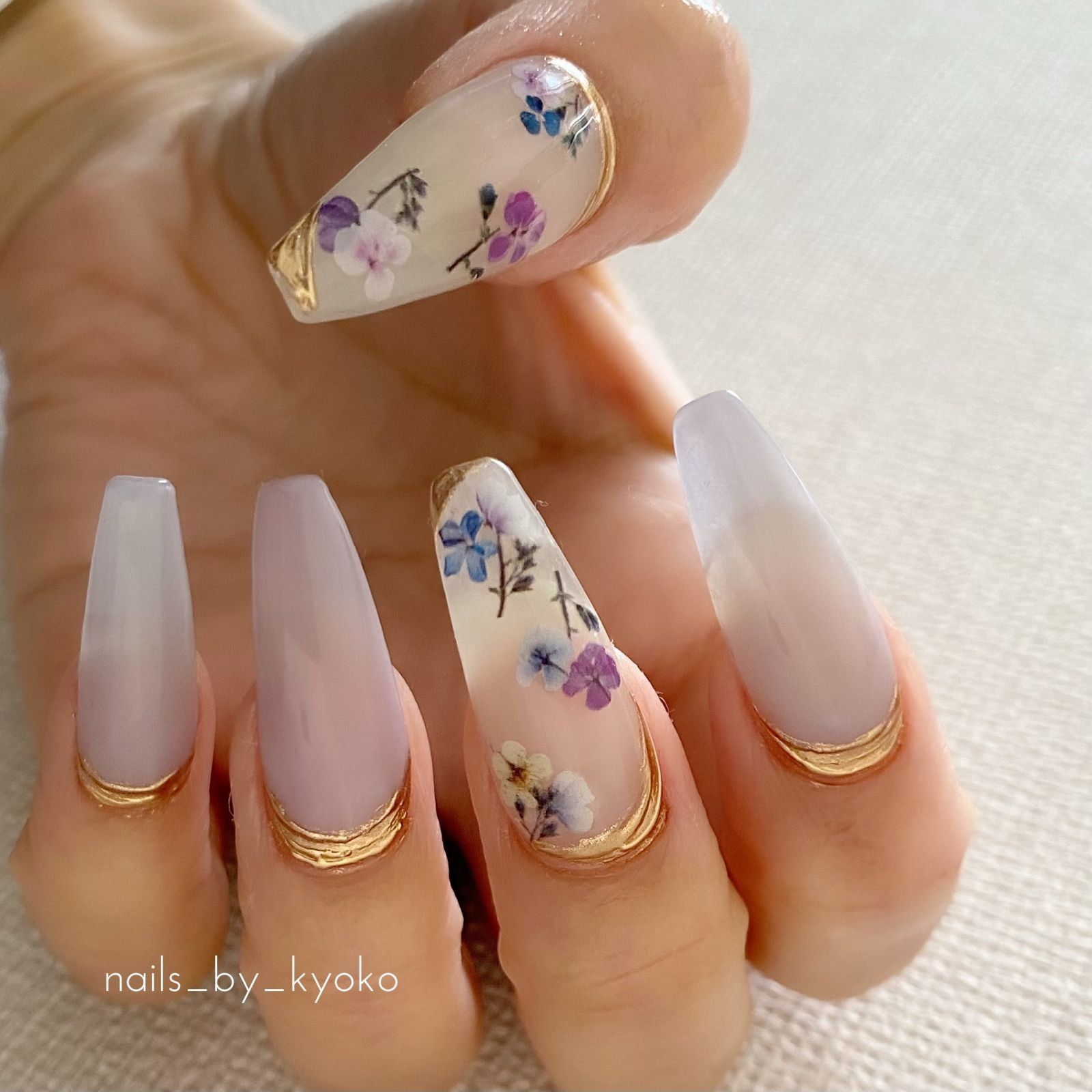 nails_by_kyoko 平塚市のネイルサロン(プライベートネイルサロン)
