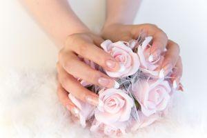 hearts nail