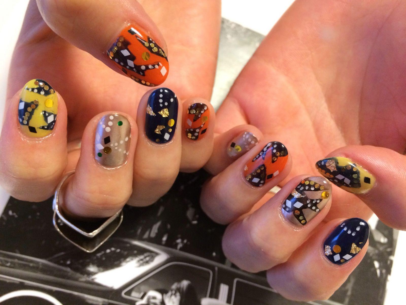 Nails Lilo