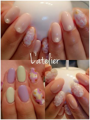 private nail salon & scool L'atelier ~ラトリエ~