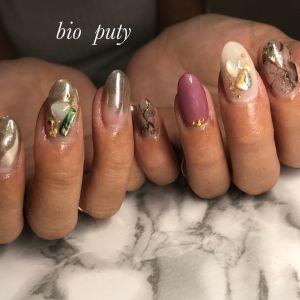 private nail  bio  puty