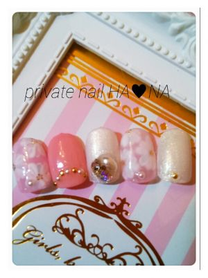 private nail HA♥NA