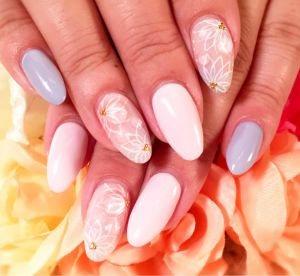 Twinkle nail