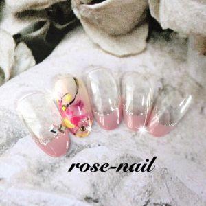札幌市厚別区のプライベートサロンrose-nail(ローズネイル)