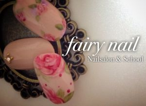 fairy nail -nailsalon & school-